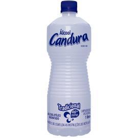 Alcool Candura Tradicional 46° 1L