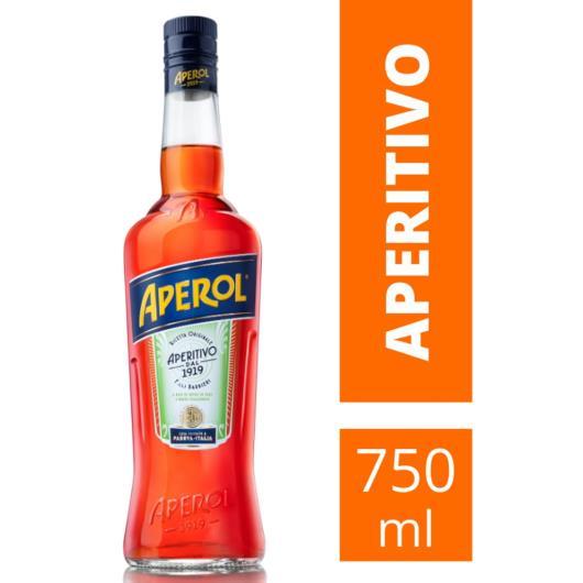 Aperitivo Aperol 750ml - Imagem em destaque