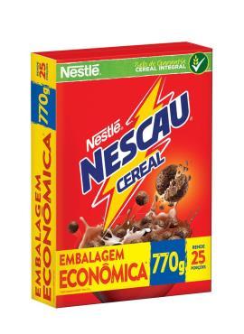 NESTLÉ NESCAU Cereal Matinal Caixa 770g