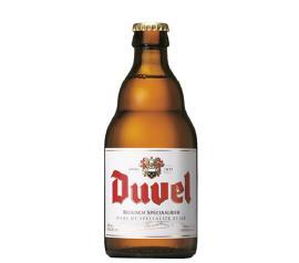 Cerveja Belga Duvel long neck 330ml