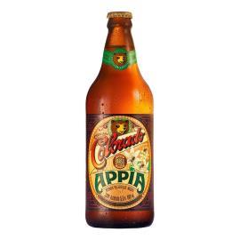 Cerveja Colorado Appia Clara Long Neck 600ml