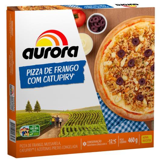 Pizza Frango com Requeijão Aurora 460g - Imagem em destaque