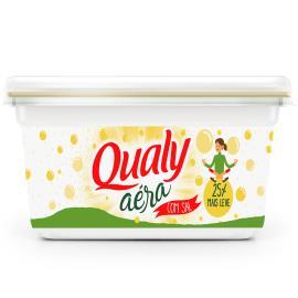 Margarina Qualy aéra com sal 250g