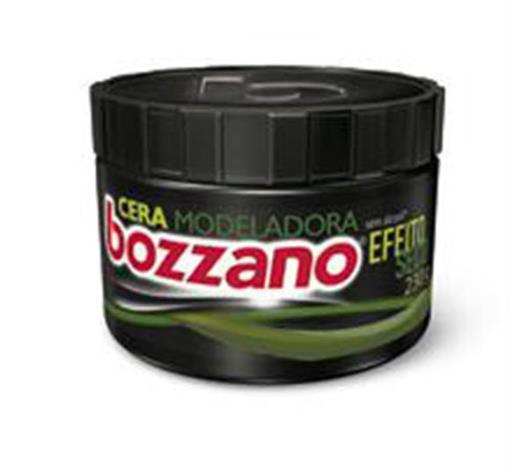 Cera capilar modeladora Bozzano efeito seco 230g - Imagem em destaque