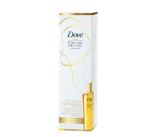 Óleo Dove Pure Care Dry Oil 98ml - Imagem em destaque