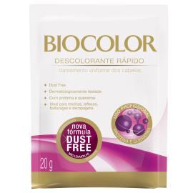 Descolorante em pó Biocolor Dust Free 20g