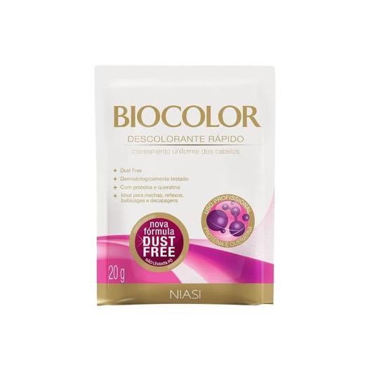 Sachê Descolorante Biocolor 20g - Imagem em destaque