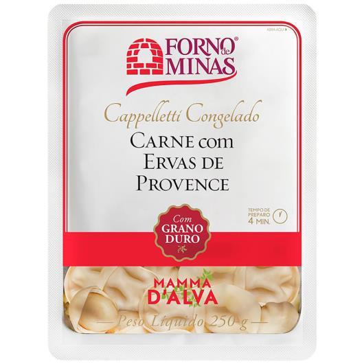 Cappelletti Mamma D'Alva Carne com Ervas Forno de Minas 250g - Imagem em destaque