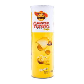 Batata Mister Potato Crisps Cheese 160g