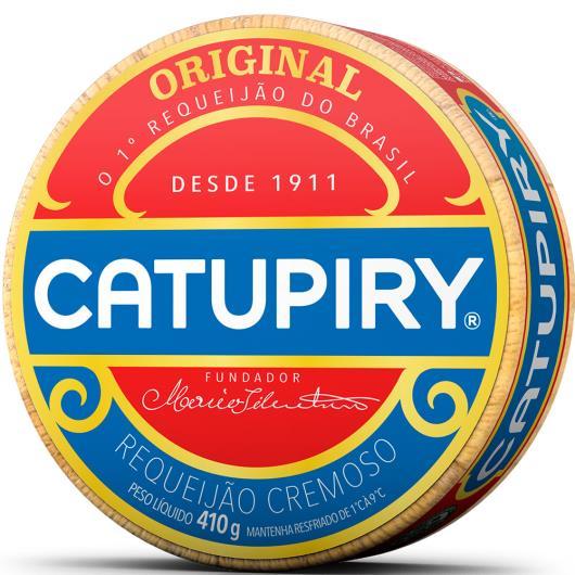 Requeijão Catupiry forma 410g - Imagem em destaque