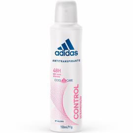 Desodorante Adidas Aerossol Women Control 150ml