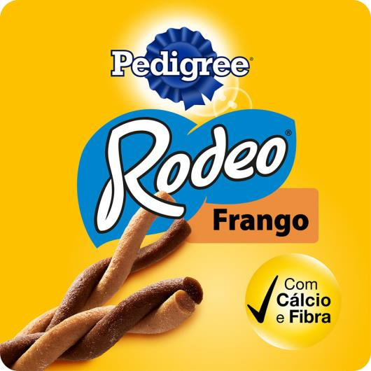 Petisco para Cães Adultos Frango Pedigree Rodeo Pacote 70g 4 Unidades - Imagem em destaque