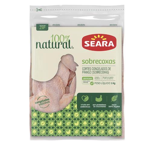 Corte Frango Seara Coxa Asa 100%Natural 1kg - Imagem em destaque