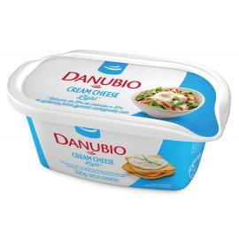 Queijo Danubio cream cheese light 300g