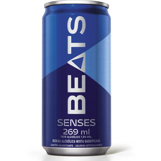 Drink Pronto Skol Beats Senses 269ml Lata - Imagem em destaque