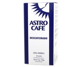 Café Astro descafeinado moído 250g