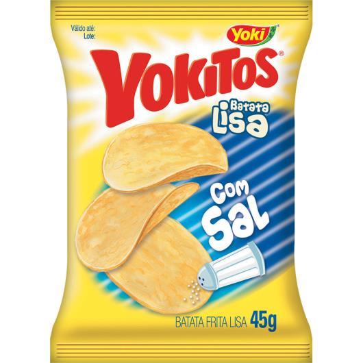 Batata Yokitos Lisa 45g - Imagem em destaque