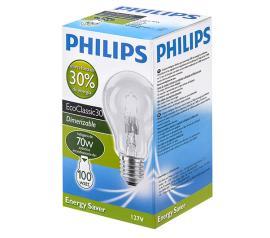 Lâmpada Philips Eco Classic 30 127V70W