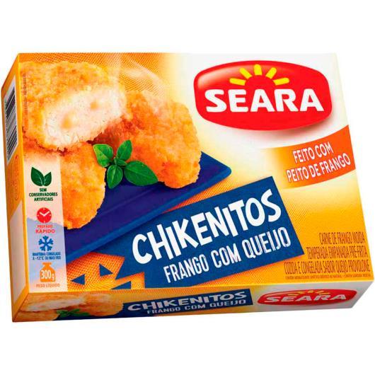 Chikenitos Seara Frango c/ Queijo 300gr - Imagem em destaque
