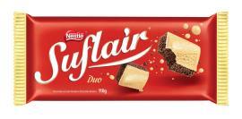 Chocolate Nestlé Suflair Duo 110g