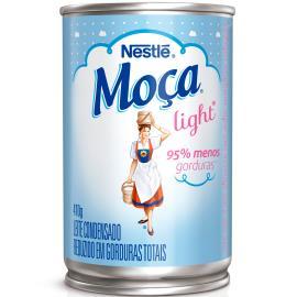 Nestlé Leite Condensado Moça Light 410g
