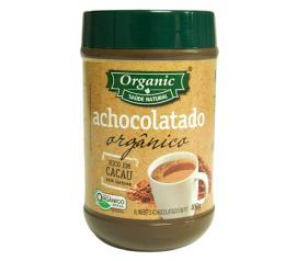 Achocolatado em pó Organic organico 400g