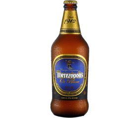 Cerveja Therezopolis Or Blanc garrafa 600ml