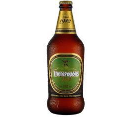 Cerveja Therezópolis Jade garrafa 600ml
