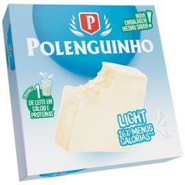Queijo Polenguinho light processado com 4 unidades 68g