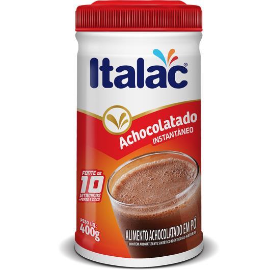 Achocolatado em Pó 400g pote Italac - Imagem em destaque