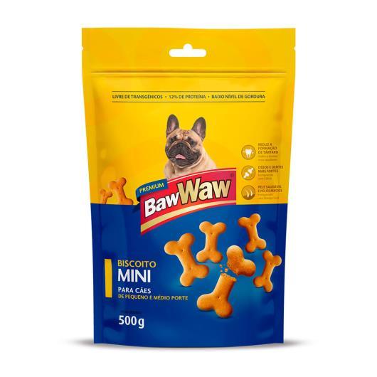Alimento P/Caes Baw Waw mini 500g - Imagem em destaque