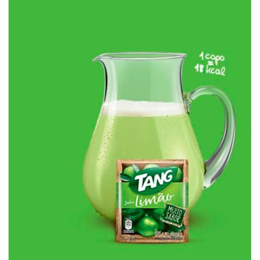 Bebida em Pó Tang Limão 25g - Imagem em destaque