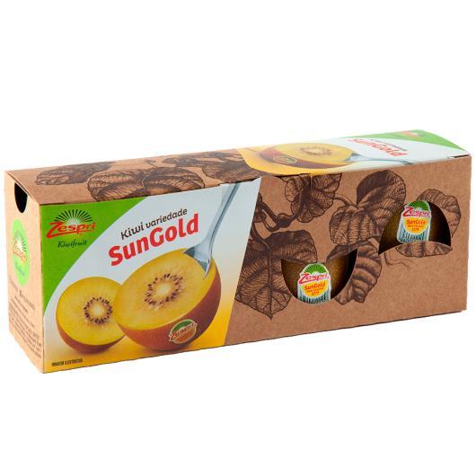 Kiwi Zespri SunGold embalada 440g - Imagem em destaque