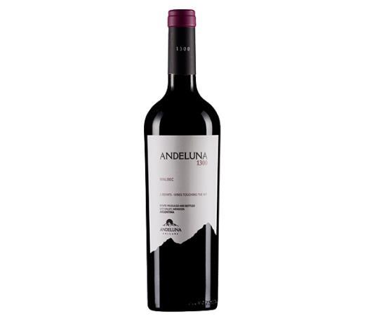 Vinho argentino Andeluna malbec 750ml - Imagem em destaque