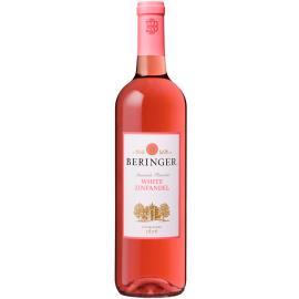 Vinho americano Beringer White Zinfandel rose 750ml