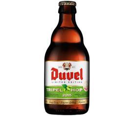 Cerveja Belga Duvel tripel hop garrafa 330ml