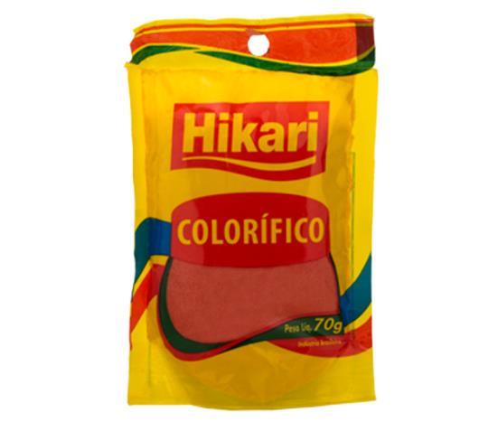 Tempero colorífico Hikari 70g - Imagem em destaque