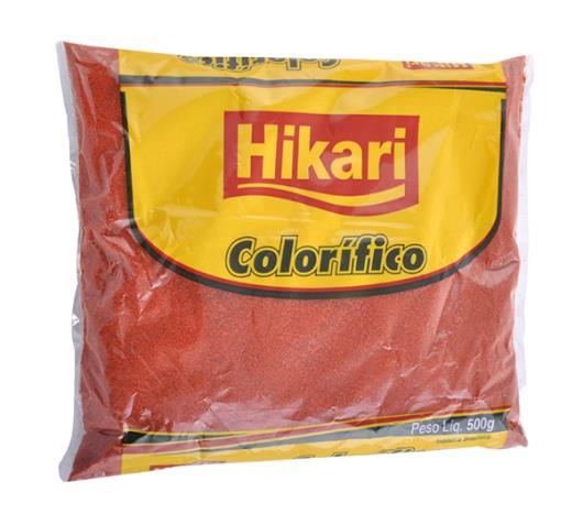 Tempero colorífico Hikari 500g - Imagem em destaque