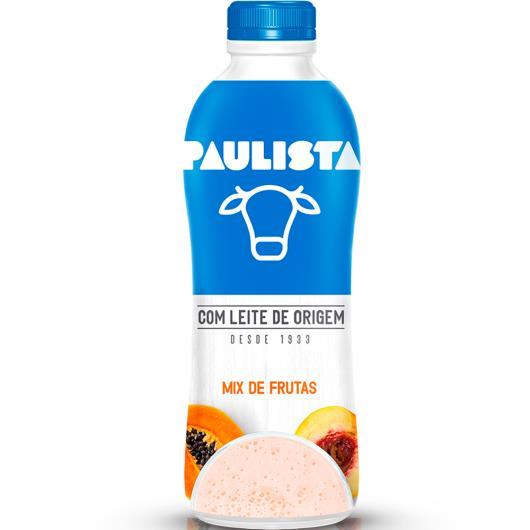 Bebida láctea Paulista mix de frutas 850g - Imagem em destaque