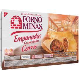Empanada Forno de Minas Carne Congelada 240g