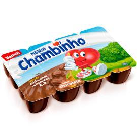 Sobremesa Láctea Nestlé Chambinho Chocolate 320g