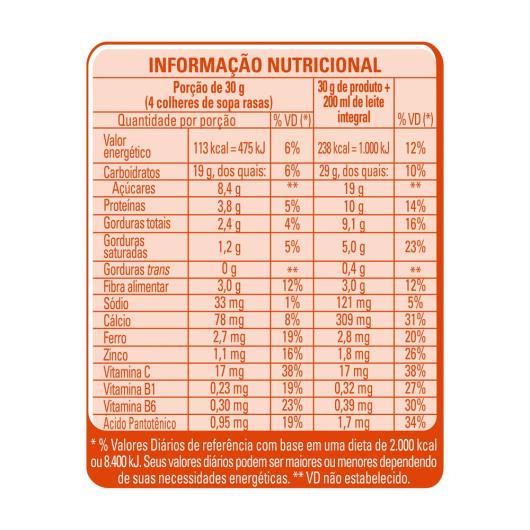 Farinha Láctea Nestlé Multi Cereais Lata 380g - Imagem em destaque