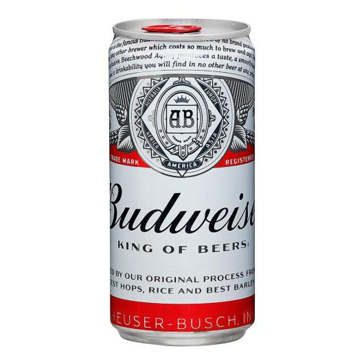 Cerveja Budweiser Lata 269ml - Imagem em destaque