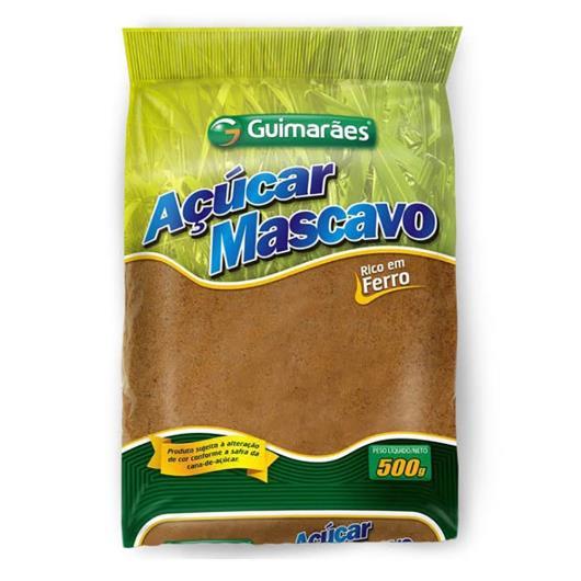 Açúcar mascavo Guimarães orgânico 500g - Imagem em destaque