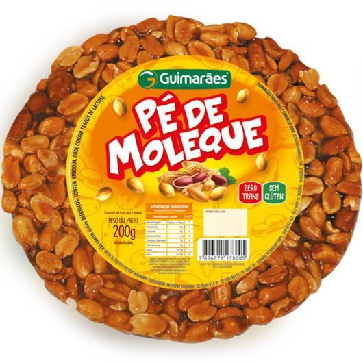 Pé de Moleque Guimarães 200g - Imagem em destaque