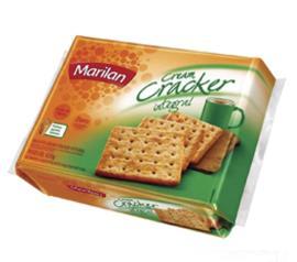 Biscoito Marilan Cream Cracker Integral 420g