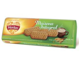 Biscoite Marilan Maizena Integral 400g