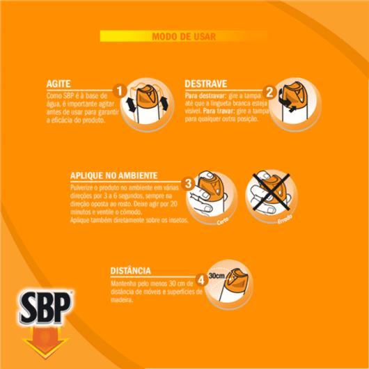 Inseticida SBP Multi inseticida Noites Tranquilas 270ml - Imagem em destaque