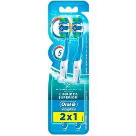 Escova dental oral b 40 complete 5 ações leve 2 pague 1