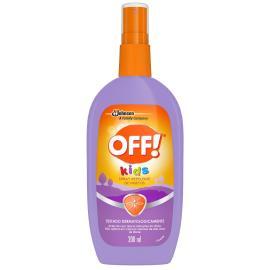 Repelente insetos off! Kids spray 200ml